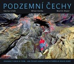 Obálka titulu Podzemní Čechy