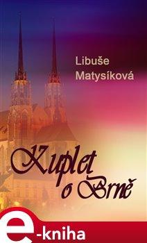 Obálka titulu Kuplet o Brně