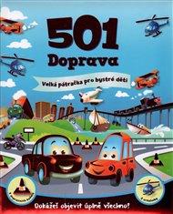 501 Doprava / Velká pátračka