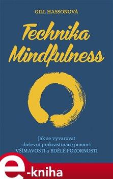 Obálka titulu Technika Mindfulness