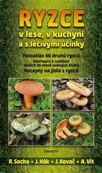 Obálka titulu Ryzce v lese, v kuchyni a s léčivými účinky