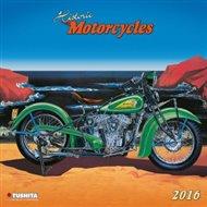Nástěnný kalendář - Historic Motorcycles 2016