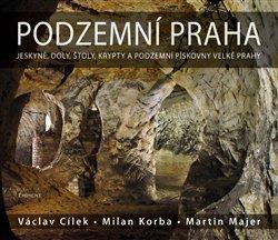 Obálka titulu Podzemní Praha