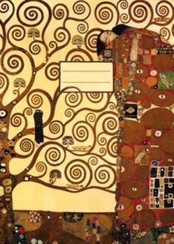Obálka titulu Sešit - Gustav Klimt