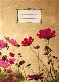 Sešit - Flowers