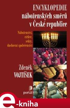 Obálka titulu Encyklopedie náboženských směrů v České republice