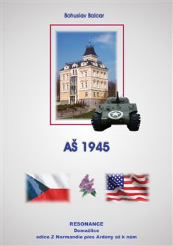 Obálka titulu Aš 1945