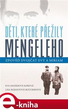 Obálka titulu Děti, které přežily Mengeleho
