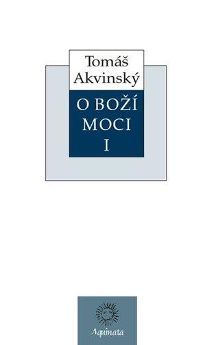 O Boží moci I - Tomáš Akvinský   Booksquad.ink
