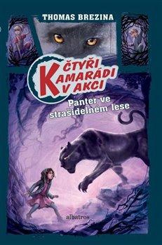 Obálka titulu Panter ve strašidelném lese