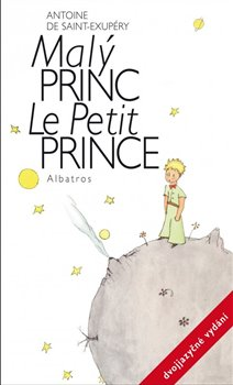 Obálka titulu Malý princ - dvojjazyčné vydání