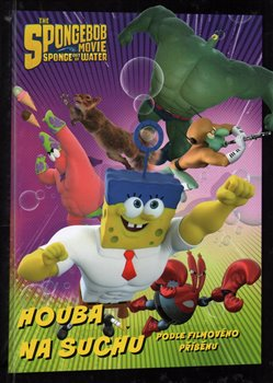Obálka titulu SpongeBob - Houba na suchu