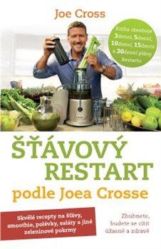 Obálka titulu Šťávový Restart podle Joea Crosse