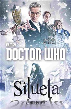 Obálka titulu Doctor Who: Silueta