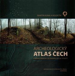 Obálka titulu Archeologický atlas ČR