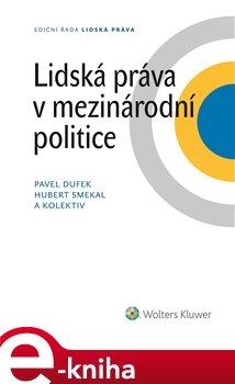 Obálka titulu Lidská práva v mezinárodní politice