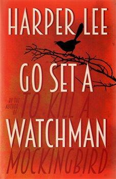 Obálka titulu Go Set A Watchman