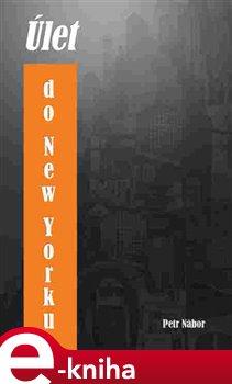 Obálka titulu Úlet do New Yorku