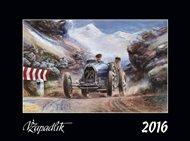 Kalendář - Václav Zapadlík 2016