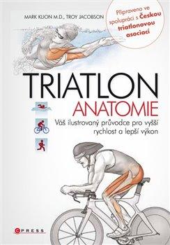 Obálka titulu Triatlon - anatomie