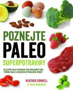 Obálka titulu Poznejte paleo superpotraviny