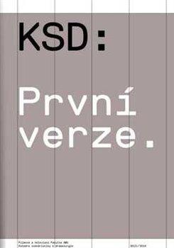 Obálka titulu KSD: První verze