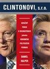 Obálka knihy Clintonovi, s.r.o.