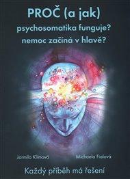 Čím víc se stát snaží shazovat důkladnější, komplexnější a ve svých důsledcích mnohem lidštější způsob léčení některých zdravotních obtíží tzv. alternativní medcínou, tím víc lidí se o ní zajímá. Paráda...a  pak že nejsou ministerstva k ničemu!  I to je jeden z důvodů toho, že se kniha Proč a jak psychosomatika funguje? autorek Jarmily Klímové a Michaely Fialové prodává po tisících.