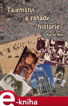 Obálka titulu Tajemství a záhady historie