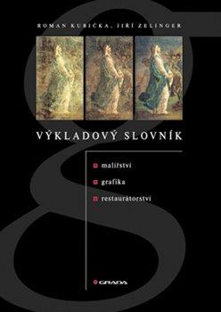 Obálka titulu Výkladový slovník malířství, grafika, restaurátorství