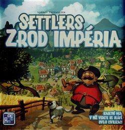 Obálka titulu Settlers: Zrod impéria
