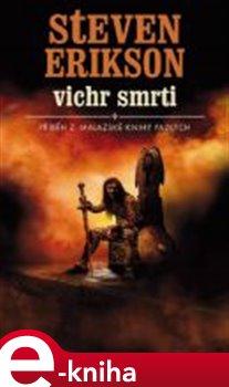 Obálka titulu Vichr smrti