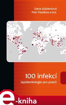 Obálka titulu 100 infekcí (epidemiologie pro praxi)