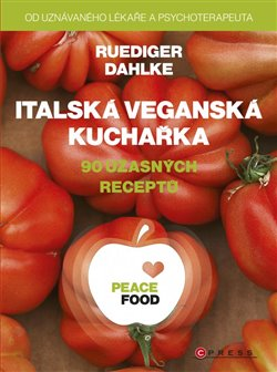 Obálka titulu Italská veganská kuchařka