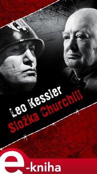 Obálka titulu Složka Churchill