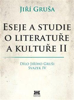 Obálka titulu Eseje a studie o literatuře a kultuře II.