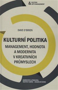 Obálka titulu Kulturní politika