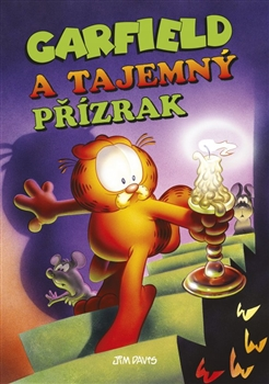 Obálka titulu Garfield a tajemný přízrak