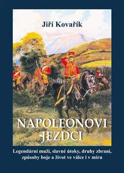 Obálka titulu Napoleonovi jezdci