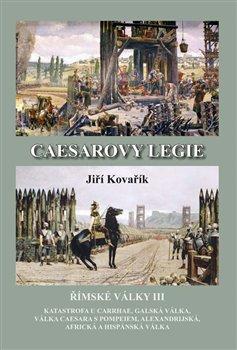 Obálka titulu Caesarovy legie