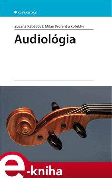 Obálka titulu Audiológia