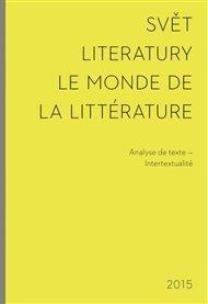 Svět literatury / Le monde de la littérature