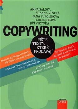Obálka titulu Copywriting - Pište texty, které prodávají