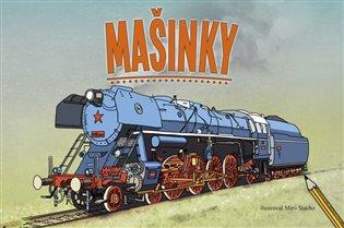 Mašinky - Miro Stacho | Booksquad.ink