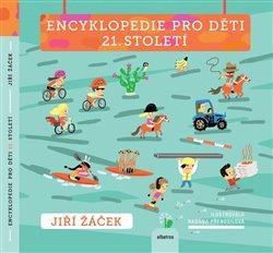Obálka titulu Encyklopedie pro děti 21. století