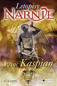 Obálka titulu Letopisy Narnie – Princ Kaspian