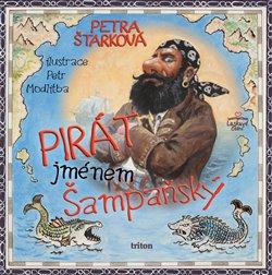 Obálka titulu Pirát jménem Šampaňský
