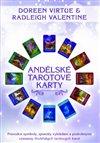 Obálka knihy Andělské tarotové karty