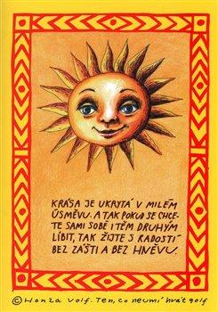 Obálka titulu Sada sluníčkových pohlednic