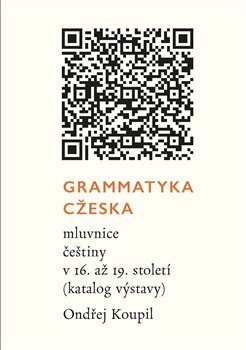 Obálka titulu Grammatyka Cžeska